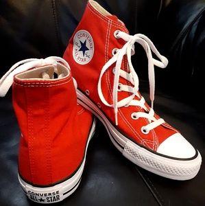 Converse All Star ChuckTaylor Red Hightops